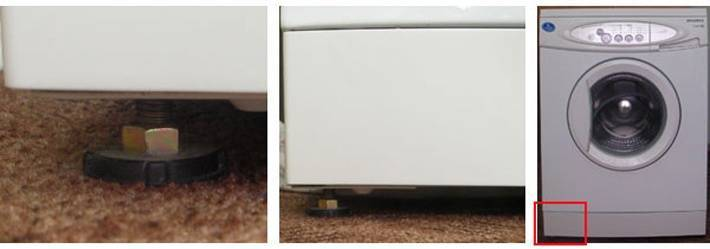 Почему стиральная машина прыгает на отжиме