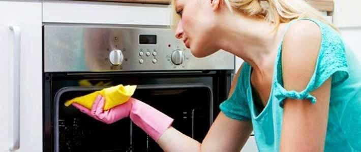 Как очистить духовку от жира и нагара. Как почистить духовку быстро новые фото