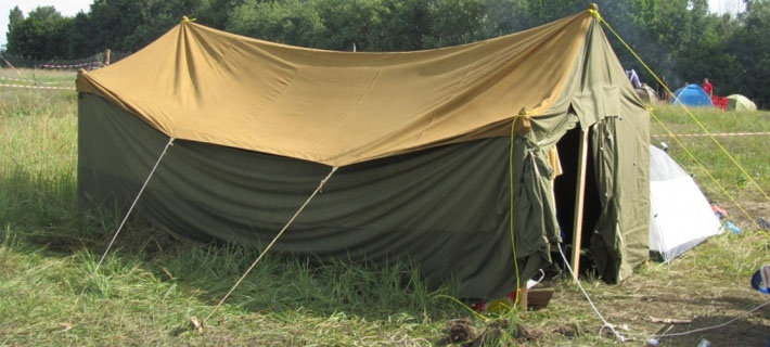 Как Поставить Палатку Видео Инструкция - фото 9
