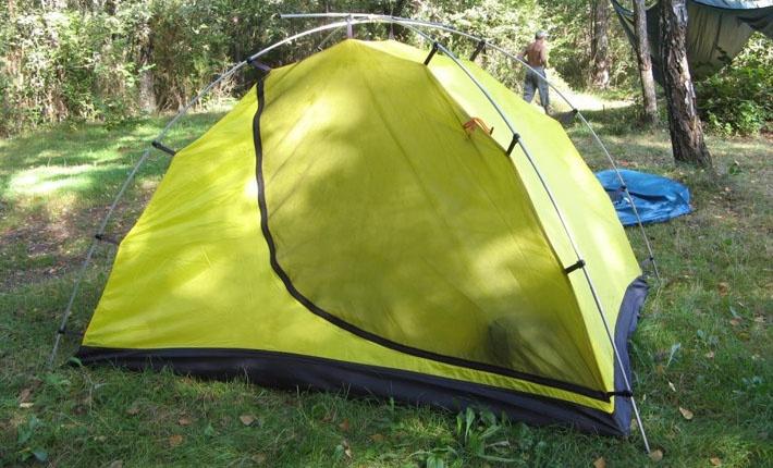 Как Правильно Поставить Палатку Старого Образца - фото 6