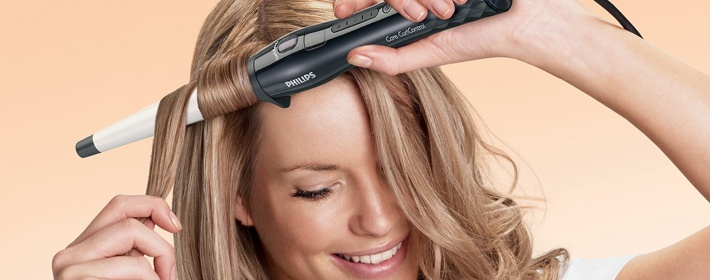 Как стайлером накрутить волосы