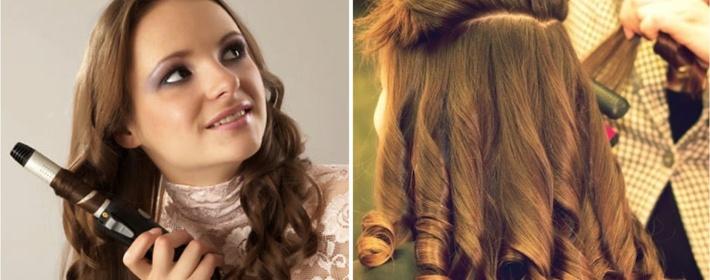 Укладка волос мультистайлером для волос