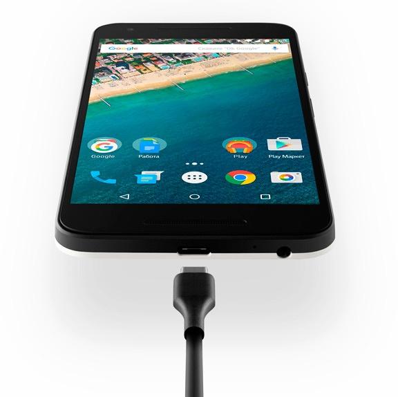 Смартфон LG H791 Nexus 5X 32GB Black фото