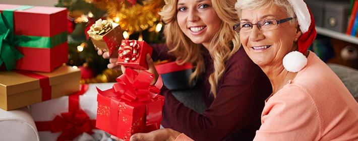 Что подарить на новый год тёще 100 к одному