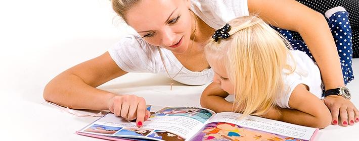 Как правильно научить читать ребенка