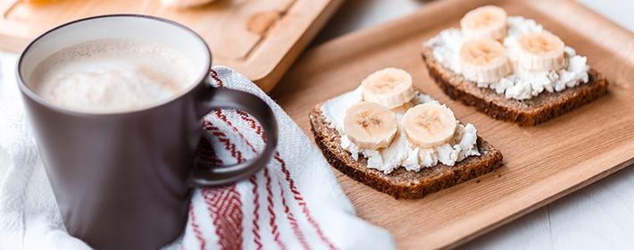 Вкусный и сытный завтрак