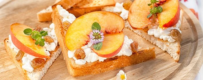 Что едят дети на завтрак