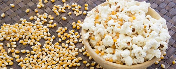 как приготовить кукурузу попкорн в домашних условиях