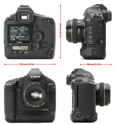 Canon 1D Mark Iii Инструкция