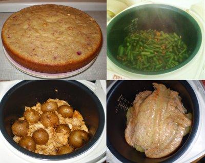 Кулинарные рецепты с фото в мультиварке