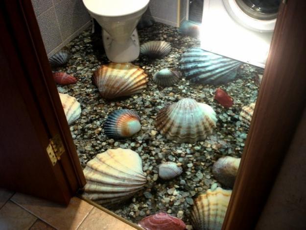 эпоксидные полы в жилых помещениях