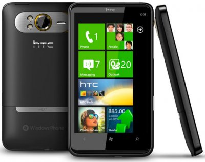 HTC TÉLÉCHARGER HD7 ZUNE