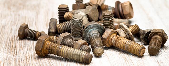 КАК УБРАТЬ РЖАВЧИНУ — чем вывести ржавчину с металла в домашних ...