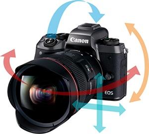 фото EOS M5 Kit 18-150mm IS STM Black (1279C049)