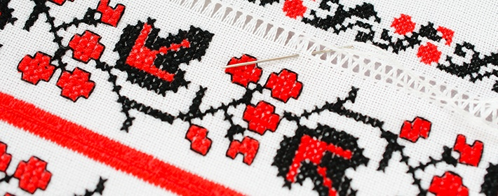 Символика вышивки