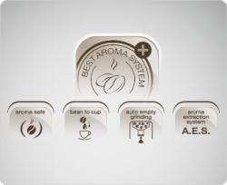 Caffeo Passione OT Silver (6758086)