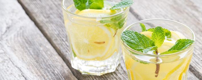 Как сделать домашний лимонад газированный фото 697
