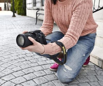 обзор D7500 18-140mm VR