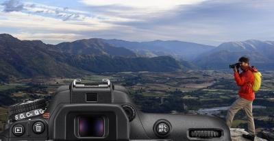 Nikon D7500 18-140mm VR обзор
