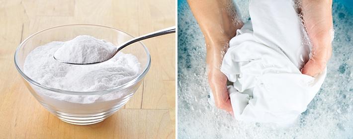 Народные средства для чистоты занавесок
