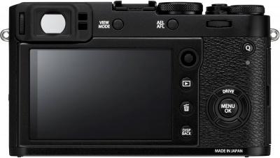 фото Fujifilm X100F Silver