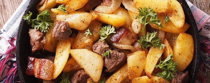 """Результат пошуку зображень за запитом """"картопля з салом"""""""