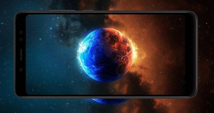 Redmi Note 5 4/64GB Black Global Rom обзор