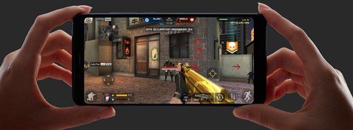 обзор Redmi Note 5 4/64GB Black Global Rom
