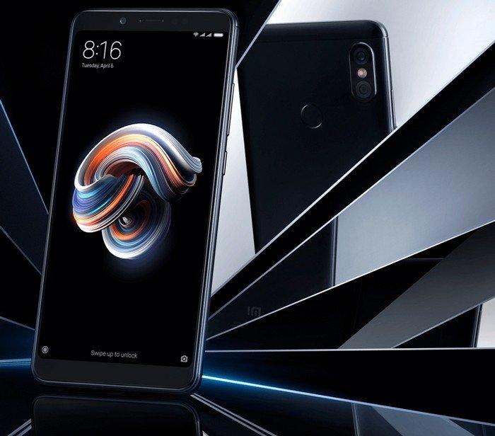 Redmi Note 5 4/64GB Black Global Rom