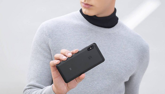 Смартфон Xiaomi Redmi Note 5 4/64GB Black Global Rom фото