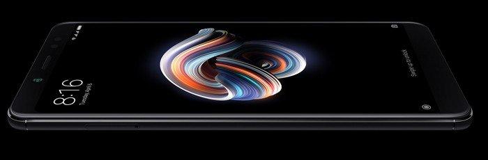 Смартфон Xiaomi Redmi Note 5 4/64GB Black Global Rom обзор