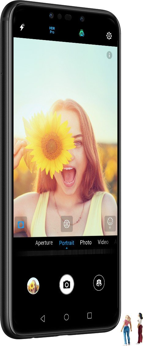 Смартфон Huawei P Smart Plus 4/64GB Black (INE-LX1) фото