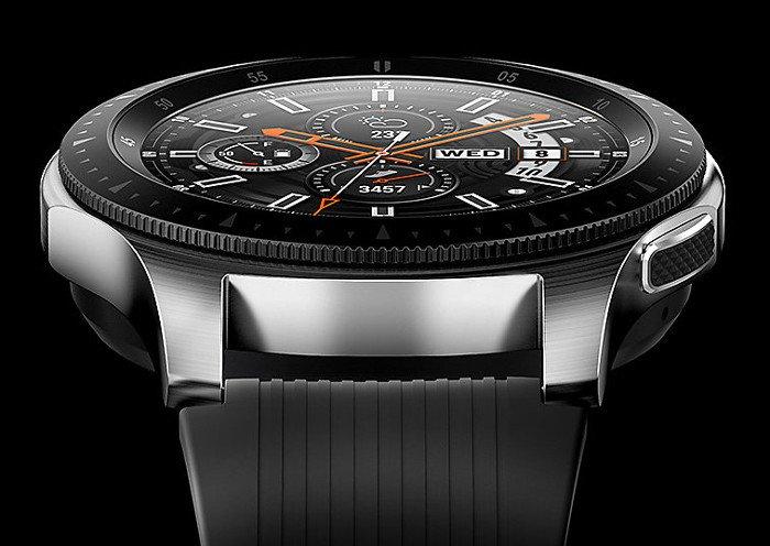 Galaxy Watch SM-R810 42мм Gold