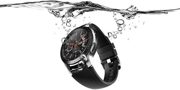 Galaxy Watch SM-R810 42мм Gold фото