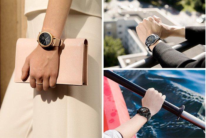 фото Galaxy Watch SM-R810 42мм Gold