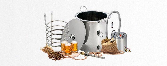 Пивоварня домашняя как работает самогонный аппарат люкссталь купить киров