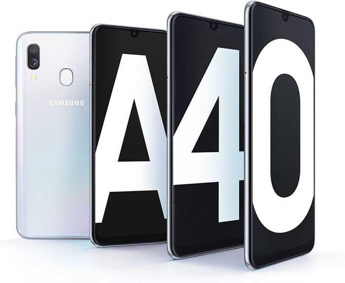 Galaxy A40 2019 A405F/DS 4/64GB Blue