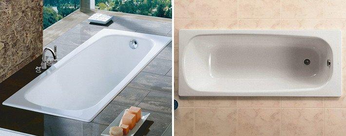 Стальная или акриловая ванна - какую выбрать?