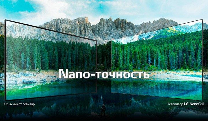 LG NanoCell 65SM8200PLA фото