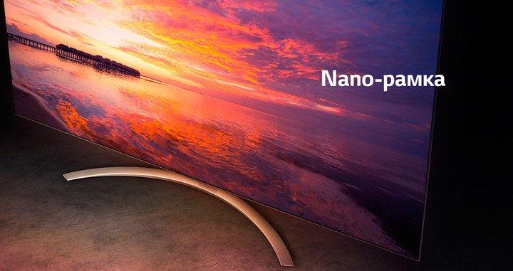 LG NanoCell 65SM8200PLA обзор