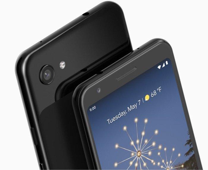 Pixel 3a 4/64GB Just Black