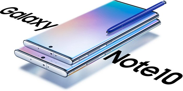 Galaxy Note 10 N970F 256GB Aura Glow