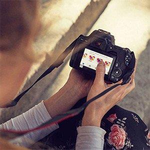 EOS 250D Kit 18-55mm IS STM Black фотографии