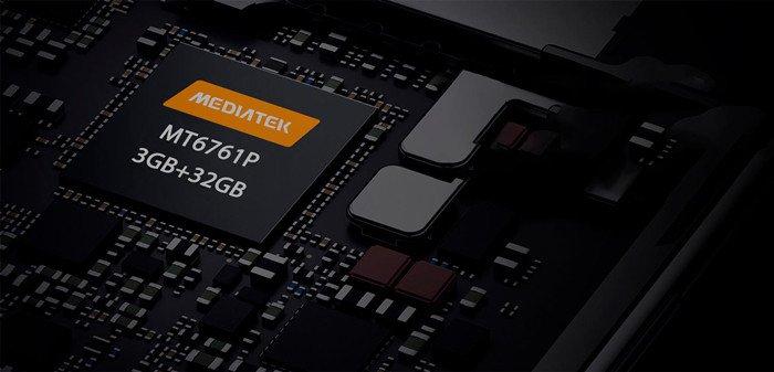 Смартфон Oukitel C16 Pro 3/32GB Black фото