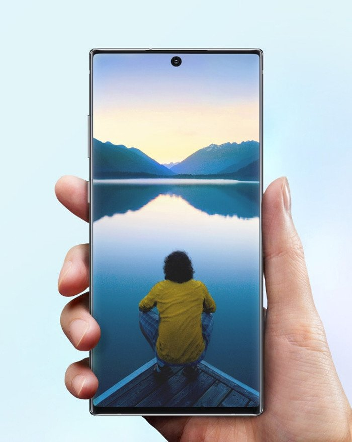 фото Смартфон Samsung Galaxy Note 10 N970F 256GB Aura Glow