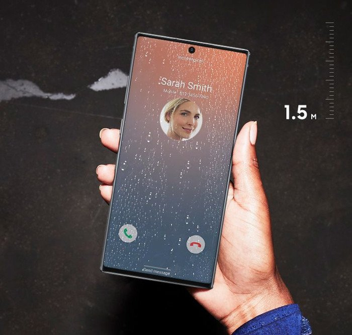 Смартфон Samsung Galaxy Note 10 N970F 256GB Aura Glow обзор