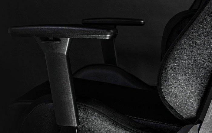 фото Геймерское Кресло Hator Apex Black (HTC-970)