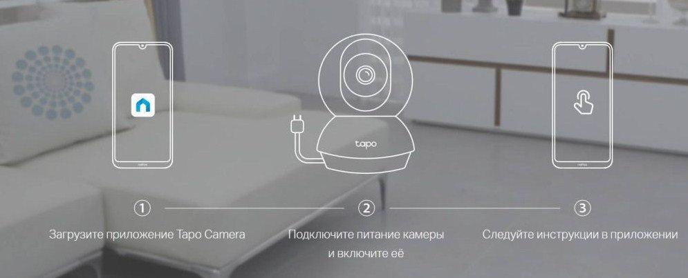 обзор Tapo C200