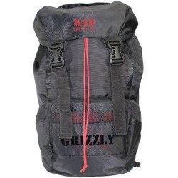 62198cf8aa577 Код: 61003-3181415 Рюкзак mad Grizzly 45л, черный/красный (RGR8001) ...