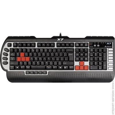 ���������� A-4 Tech X7-G800MU PS/2 Black